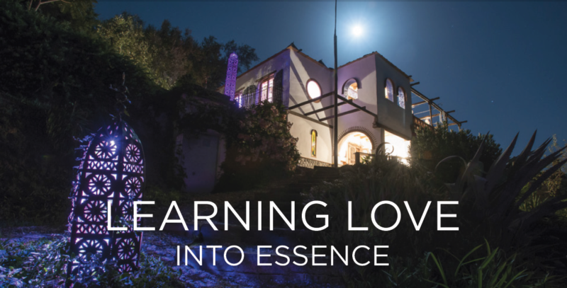 LEARNING LOVE into essence 05.10.-10.10.2019