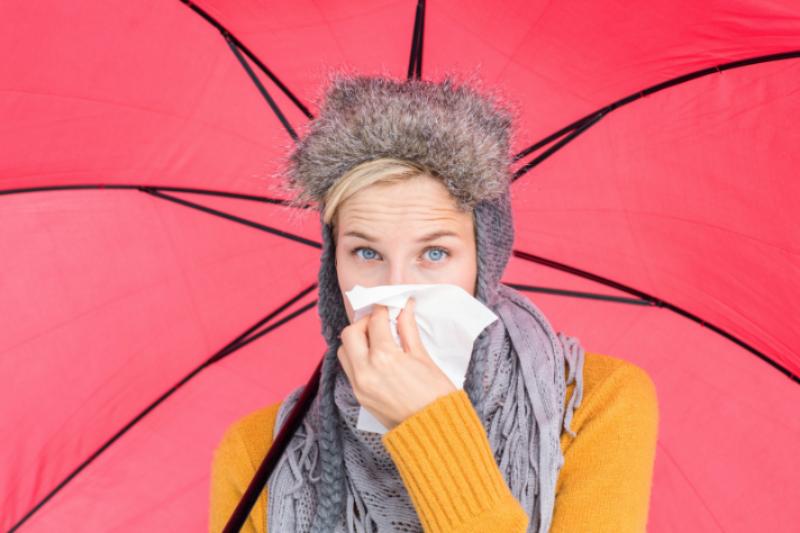 Wie Sex bei Erkältungen hilft